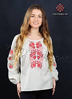 Женская рубашка с вышивкой 0081, фото 1
