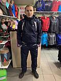 Мужской спортивный костюм тёплый soccer, фото 2