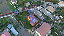 Установка солнечных  электростанций в г. Киеве