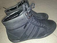 Ботинки мужские эко-кожа зимние p40 CLOWSE 1789