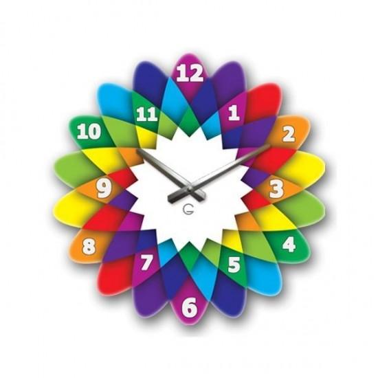 Современные настенные часы Kaleidoscope