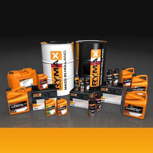 Моторное масло RYMAX Posidon 5w/40  4 л.