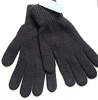 Перчатки мужские вязанные