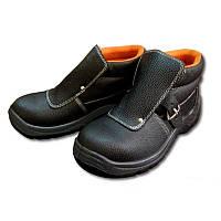 Ботинки сварщика с металлическим носком,Польша товар сертифицирован