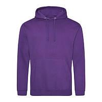 Худи толстовка UNISEX фиолетовая Just Hoods - AWJH001PU