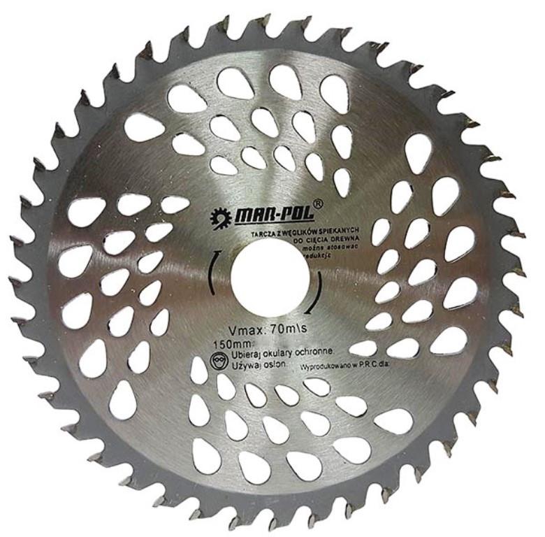 Пильный диск 150мм * 24Т * 22.2 Marpol