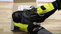 Мужская рабочая обувь, идеально подходит для работы с металлическим носком,класса защиты ,товар сертифицирован