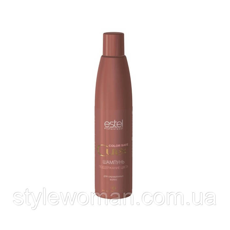 Estel шампунь Curex Color Save для окрашенных волос Эстель