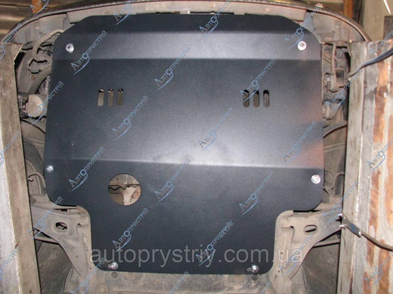 Захист двигуна і КПП Citroen Jumper (1995-2006) всі, крім 2.5 D