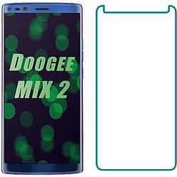 Защитное стекло Doogee Mix 2 (Прозрачное 2.5 D 9H) (Дуги Микс 2)