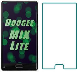 Защитное стекло Doogee Mix Lite (Прозрачное 2.5 D 9H) (Дуги Микс Лайт)