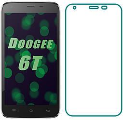 Защитное стекло Doogee T6 (Прозрачное 2.5 D 9H) (Дуги Т6)