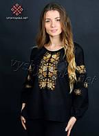 Женская вышитая блуза 0079, фото 1