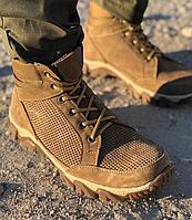 Кроссовки Сделаны из натуральной кожи НУБУК Усиленный носок