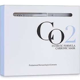 Набір для карбоксітерапії обличчя Esthetic House CO2 Esthetic Formula Carbonic Mask 5 шт * 25 мл