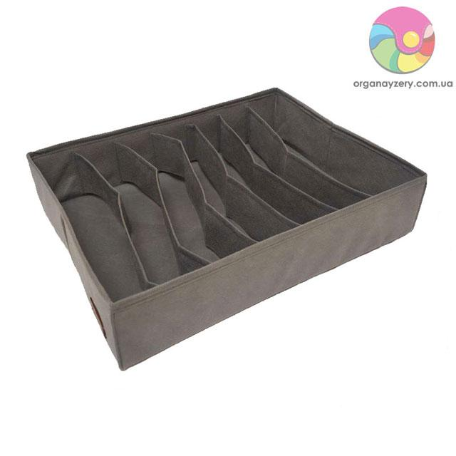 Коробка для бюстгальтеров (серый)