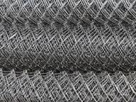 Сетка рабица без покрытия 1,5*55 1,8мм