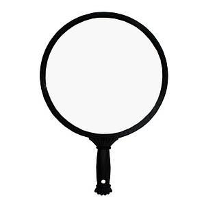 BABYLISS PRO Дзеркало заднього виду з ручкою, кругле
