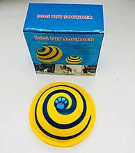 Іграшки для собак з пищащим звуком, диск Гав планер Dog Toy Sounder