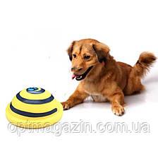 Игрушки для собак с пищащим звуком, диск Гав планер Dog Toy Sounder, фото 2