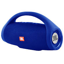 Портативная Bluetooth-колонка BOOMS BOX mini, радио, blue
