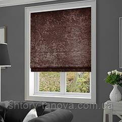 Римська штора як елемент декору вікна