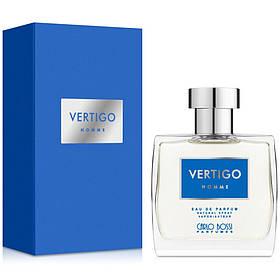 Парфумована вода для чоловіків Carlo Bossi Vertigo Blue 100 мл (01020204902)