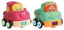 Игровой набор NUKIED - Забавный мини-гараж, Рози и Алекс