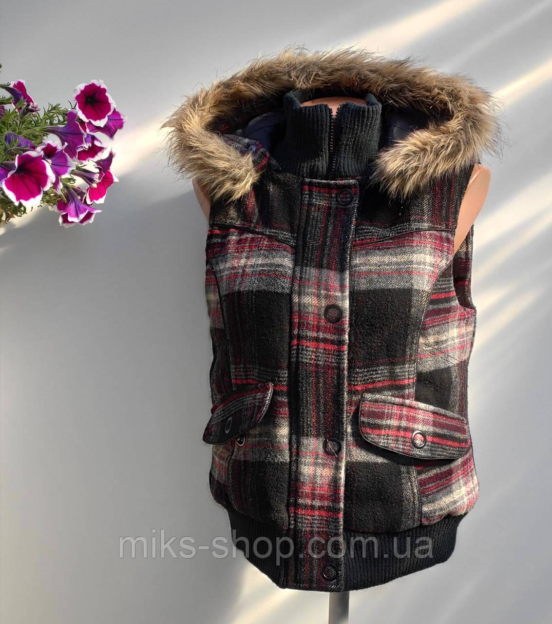 Безрукавка жіноча осінь – зима Розмір М ( В-156)