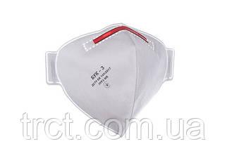 Полумаска фильтрующая (респиратор) БУК – 3К, без клапана