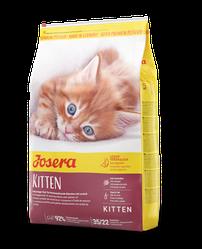 Сухий корм Йозера Кіттен для кошенят 10 кг дряпка у подарунок та безкоштовна доставка