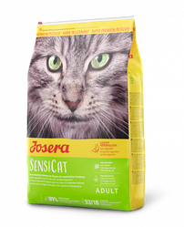 Сухий корм Josera Сенсікет для котів 10 кг дряпка у подарунок та безкоштовна доставка