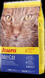 Сухий корм Josera Dailycat для котів 10 кг дряпка у подарунок та безкоштовна доставка