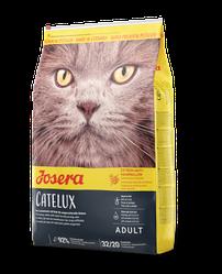 Сухий корм Josera Catelux для котів 10 кг дряпка у подарунок та безкоштовна доставка