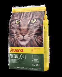 Сухий корм Josera NatureCat для котів 10 кг дряпка у подарунок та безкоштовна доставка