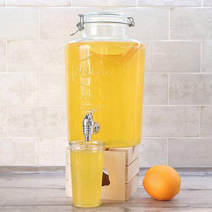 Диспенсер с краником Glassline Cold Drink 7.6 л, фото 2