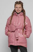 Стильна зимова куртка на дівчинку DT-8300