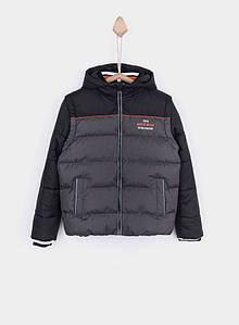 Куртка для мальчика 2в1 Tiffosi 10023494/000 рост 116