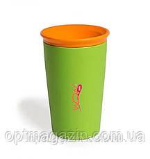 Кружка непроливайка Wow Cup | Силиконовая кружка непроливайка, фото 2