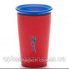 Кружка непроливайка Wow Cup | Силиконовая кружка непроливайка, фото 3