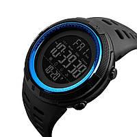 Спортивные мужские часы Skmei 1251 Amigo синие