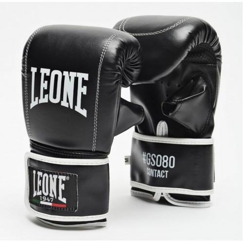 Снарядні рукавички Leone Contact Black L