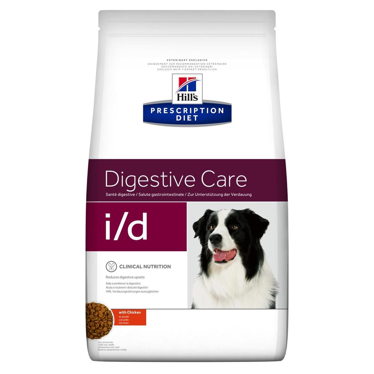 Сухой корм Hill's PRESCRIPTION DIET i/d для собак при расстройстве пищеварения, 5 кг