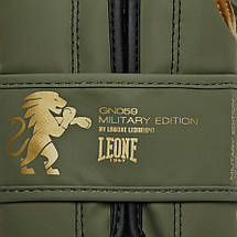 Боксерські рукавички Leone Mono Military 10 ун., фото 3