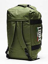 Сумка-рюкзак Leone Green, фото 2