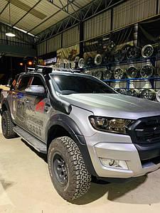 Шноркель TJM Ford Ranger  2019+   DIESEL 2.0