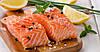 Стейки лосося на святковий стіл