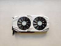 Видеокарта Asus Dual GTX 1060 3 GB GDDR5 192-bit гарантия кредит
