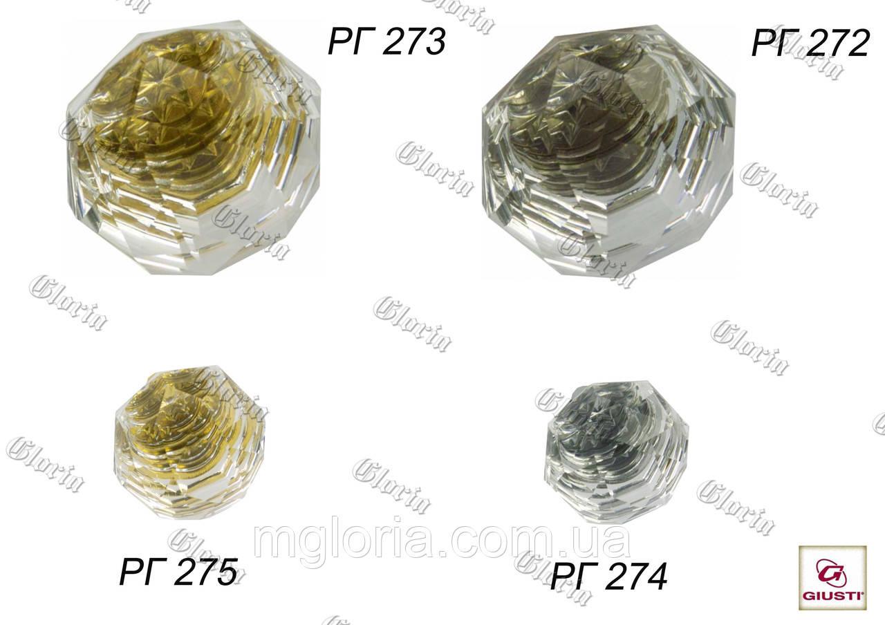 Ручки мебельные РГ 272 - РГ 275