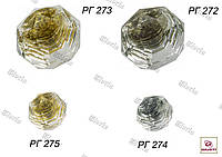 Ручки мебельные РГ 272 - РГ 275, фото 1